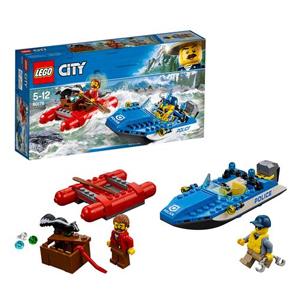 LEGO City - Huida por Aguas Salvajes (AlCampo Irún)