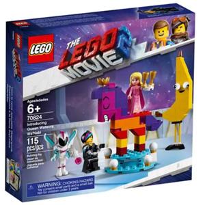 LEGO City - La Reina Soyloque Quiera (AlCampo Irún)