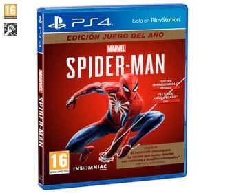 Spider-man Game of the year en Alcampo de coia(Vigo)