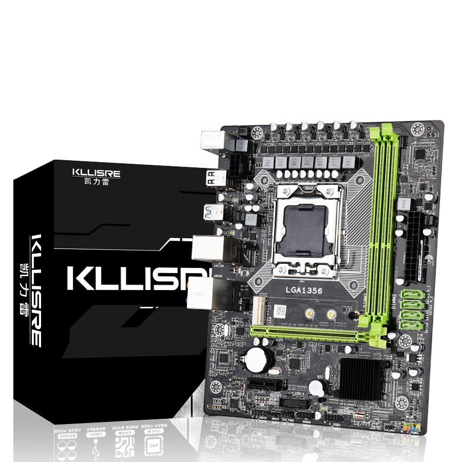HUANANZHI X99 + Xeon E5 2640 V3 (8/16) + 32GB (2x16Gb) 2400MHz DDR4 ECC REG
