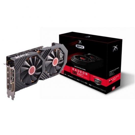 XFX AMD Radeon RX 580 GTS XXX Edition 8GB GDDR5 + REGALOS