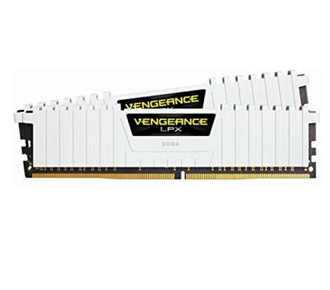 Corsair Vengeance LPX 32GB 2x16 / DDR4 / 3200 / C16 / XMP 2.0