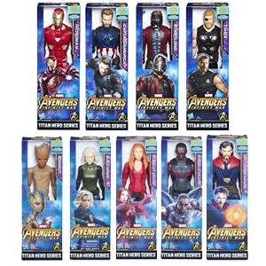 Figura 30cm, Los Vengadores Titan Hero Series Hasbro (AlCampo Irún, Almería, Utebo)