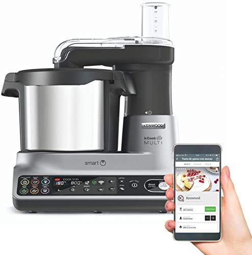 Kenwood kCook Multi Smart CCL450SI Robot de Cocina