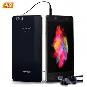 "Smartphone Wolder Wiam #71+ 5"" IPS HD Octa Core 1.3GHz 32GB 3GB 21/13Mp"