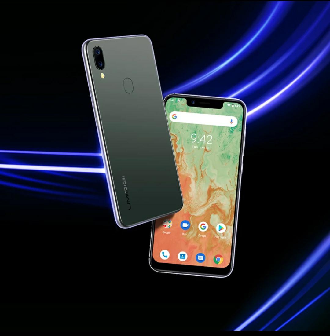 UMIDIGI A3X Android 10 versión Global ( cuentas seleccionadas diamante en oro y platino suben un poco el precio)