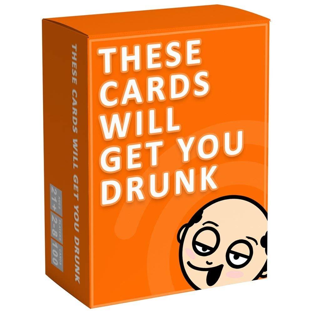 Juego cartas Get you Drunk solo 3.4€