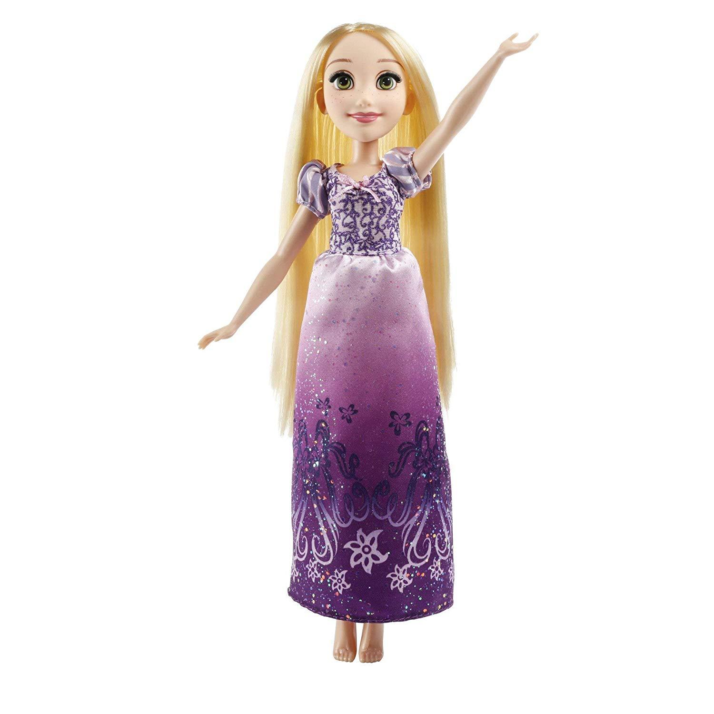"""Muñeca Hasbro Princesa Rapunzel de Disney de 28 cm (Reaco """"como nuevo"""")"""