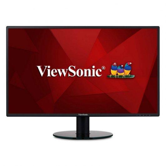 """Monitor ViewSonic 2K - SMHD 27"""" LED WQHD"""