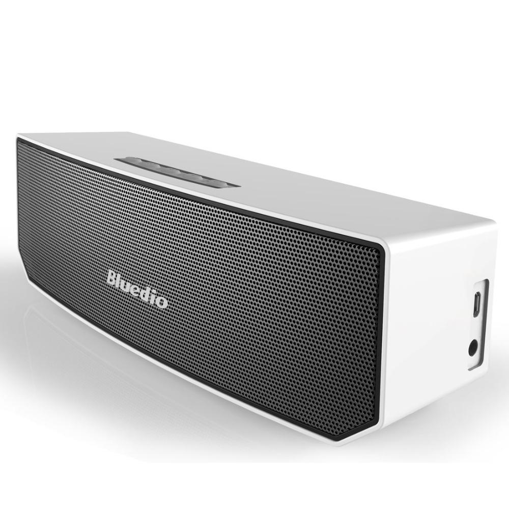 Bluedio BS-3 - Altavoz Bluetooth 10W [Color dorado]