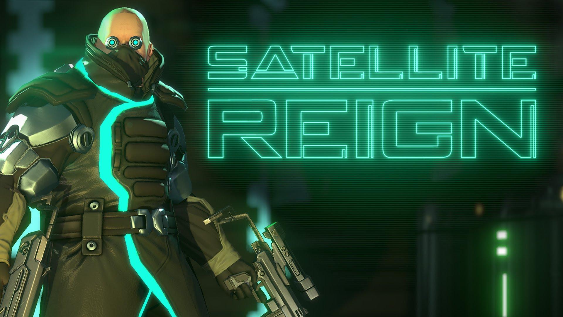 Satellite Reign Para Steam GRATIS