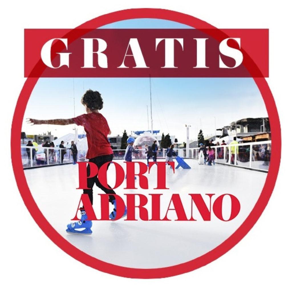 Entrada Gratis Pista de Hielo + Tobogán con trineo de 30 metros+ alquiler patines gratis en Calvià