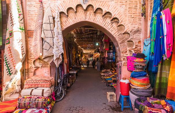 Marrakech: 2, 3, 4 o 5 noches con media pensión y vuelos desde 89€ por persona