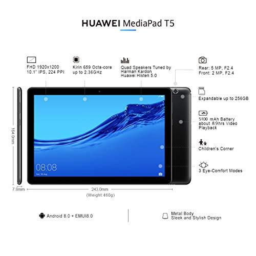Huawei mediapad T5 4/64gb (Amazon Alemania)
