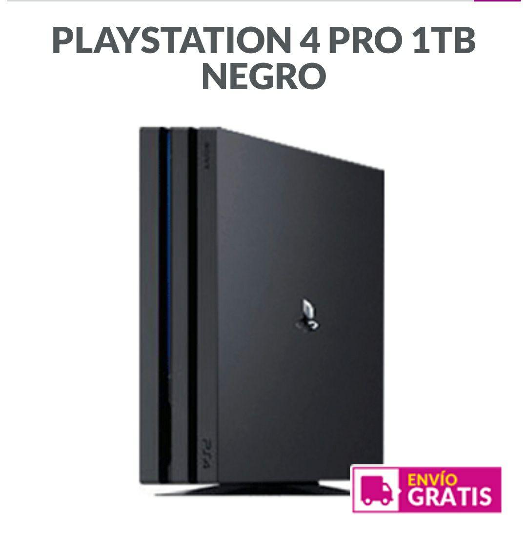 PS4 Pro 1TB (Seminueva)