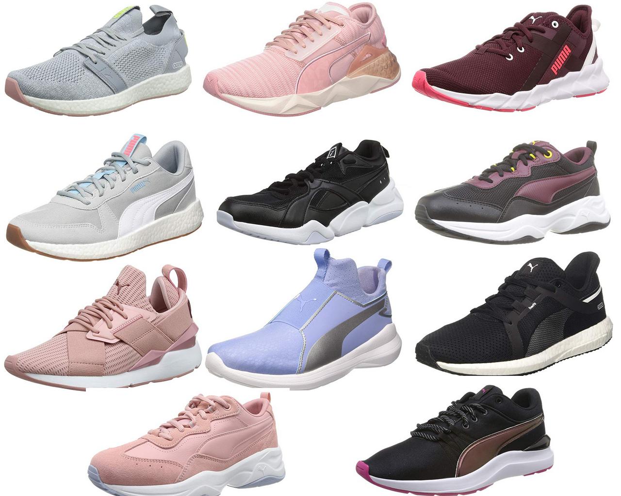 Multichollo zapatillas Puma para ellas por menos de 32€