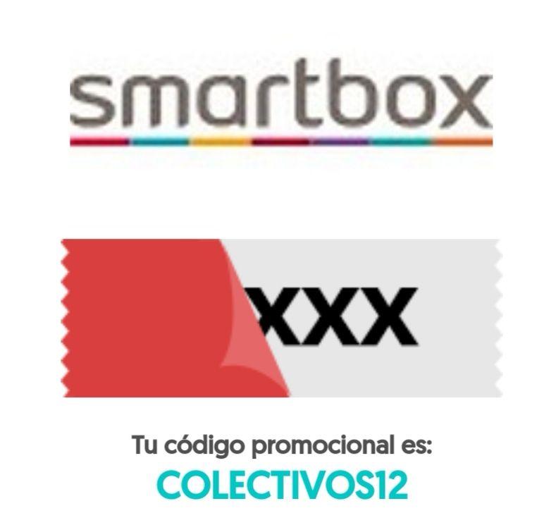 SMARTBOX 12% de descuento