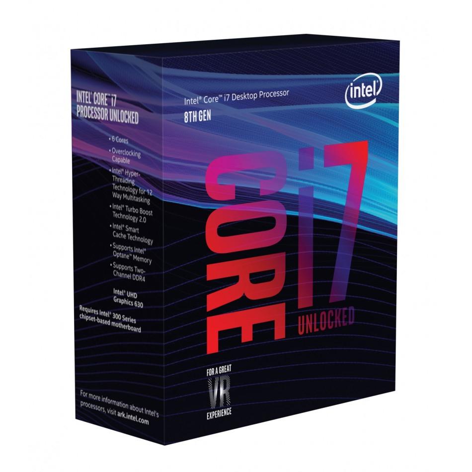 Intel Core ® ™ i7-8700K