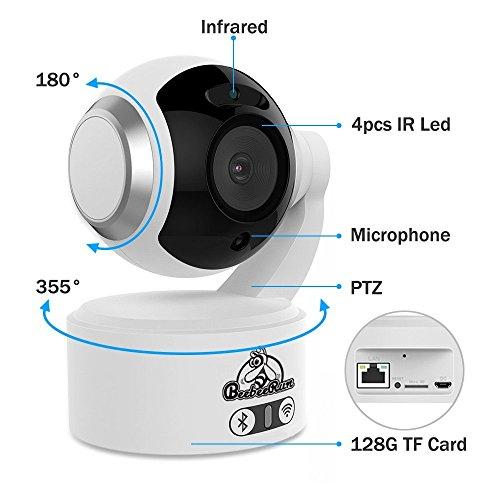 Camara wifi 1080p