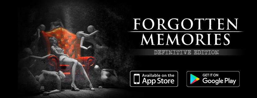 Forgotten Memories Definitive Edition, juego gratuito en Google Play