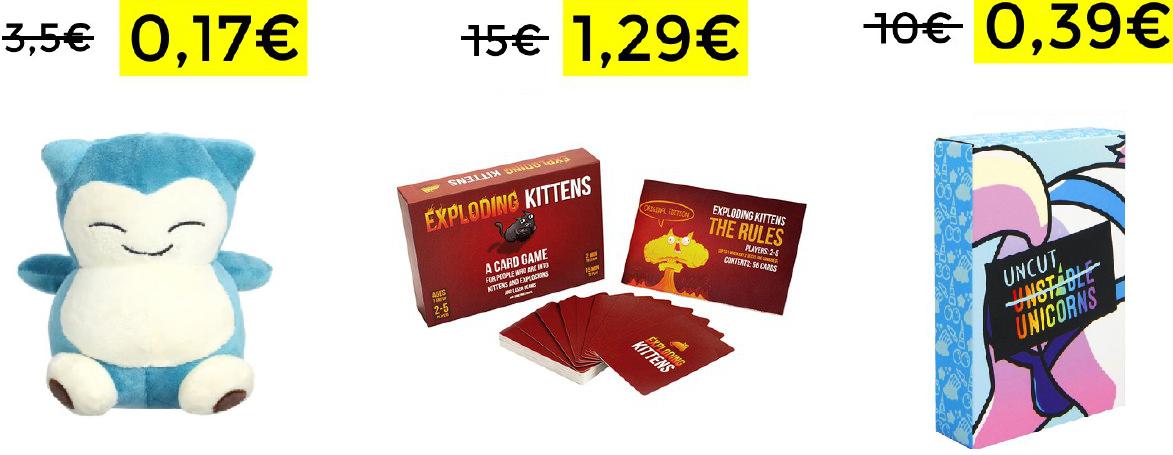 Cupon de descuento de 2,78€ mínimo 2,80€