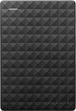 Seagate STEA2000400 - Disco duro de 2 TB, color negro a Preciazo