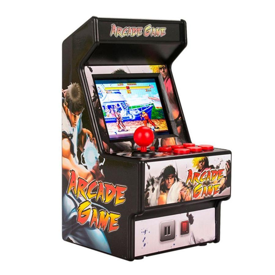 Mini máquina arcade, 156 juegos, Megadrive