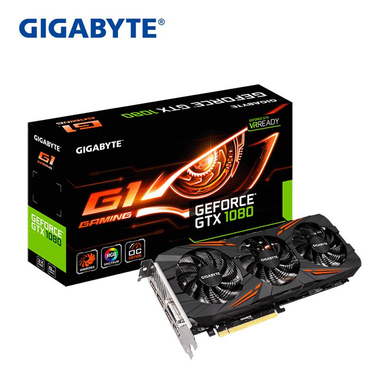 GTX 1080 Geforce G1 solo 515€