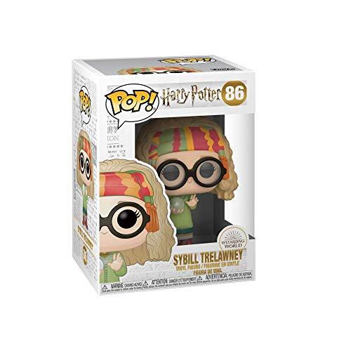 Funko Pop Profesora Trelawney