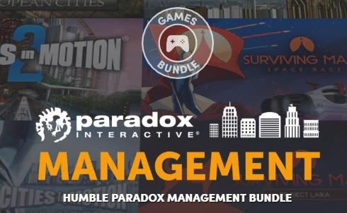 Nuevo Humblebundle de Management desde 0.9€