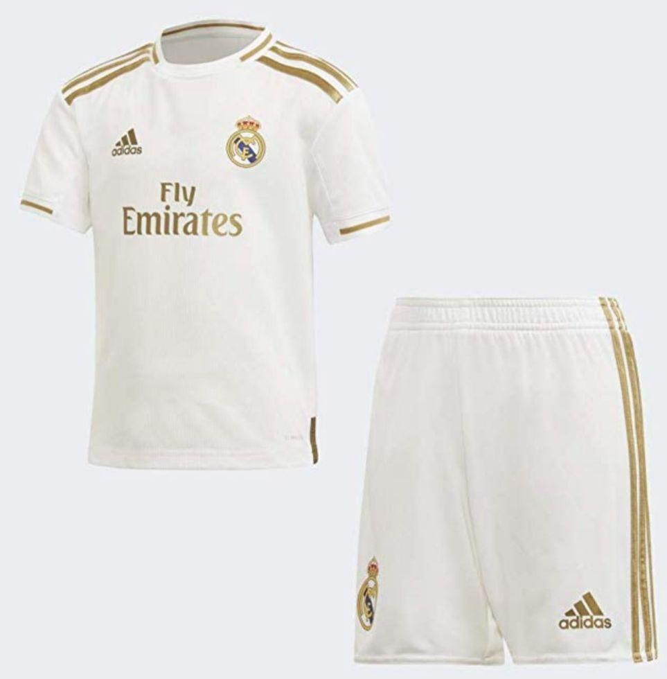 Equipaje Real Madrid para niños talla 18-24 meses