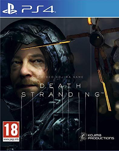 Death Stranding PS4 amazon Francia con envio 50,14 idiomas inglés , Italiano, aleman y Frances...español por confirmar