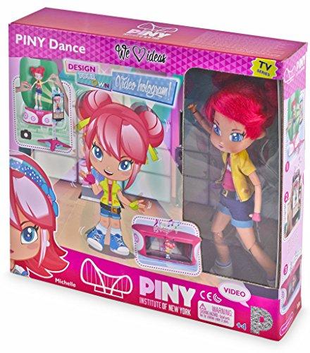 Piny Fashion Doll- Muñeca Piny Dance