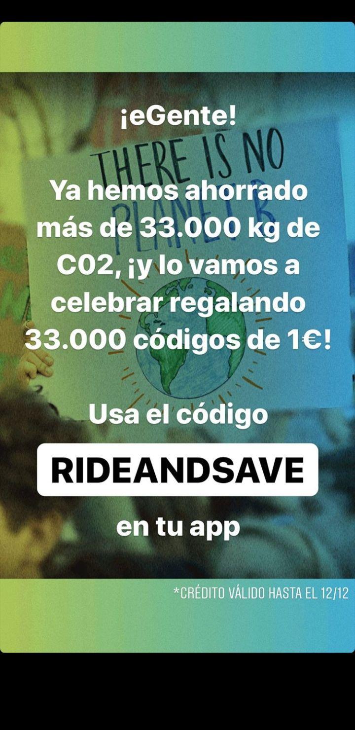 1€ de saldo en ecooltra (Todas las cuentas)