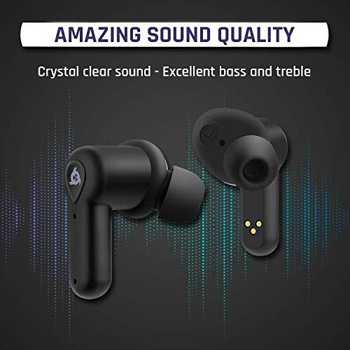 KLIM Pods. Auriculares inalámbricos Bluetooth