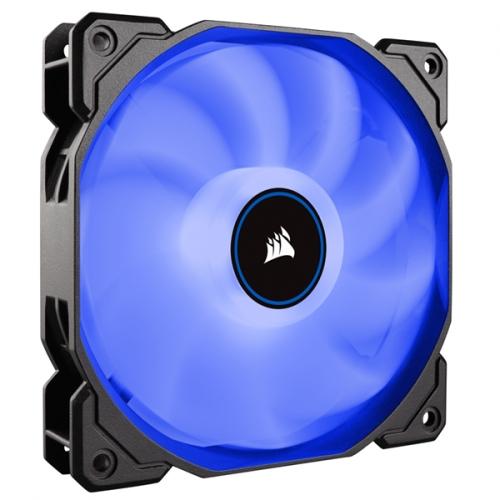 Ventilador CORSAIR modelo AF140 led azul 140mm-1150rpm-62cmf