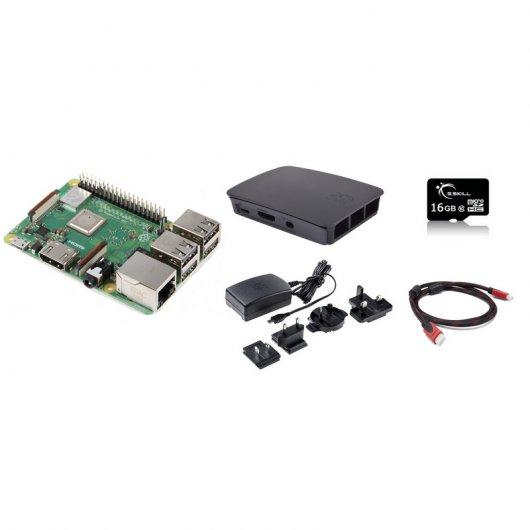 Pack Raspberry PI 3 B+ All you Need