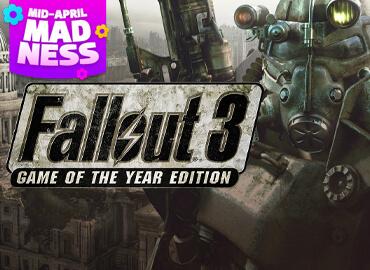 GAMIVO.com Fallout 3 GOTY para PC STEAM!