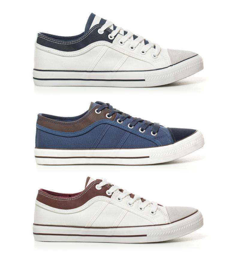 Zapatillas Xti Mateo para hombre. 3 Colores. Varias tallas