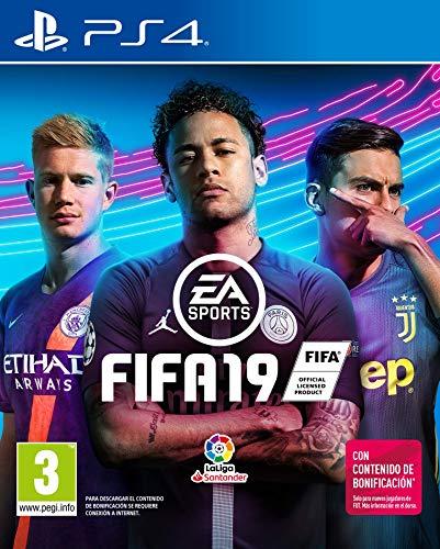 FIFA 19 – Edición Estándar [PS4]