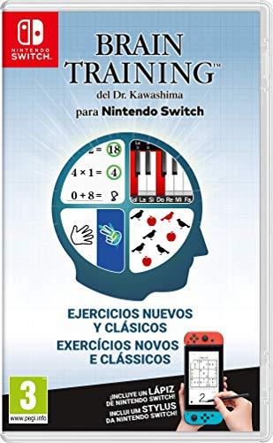Brain Training - Nintendo Switch (PREVENTA)