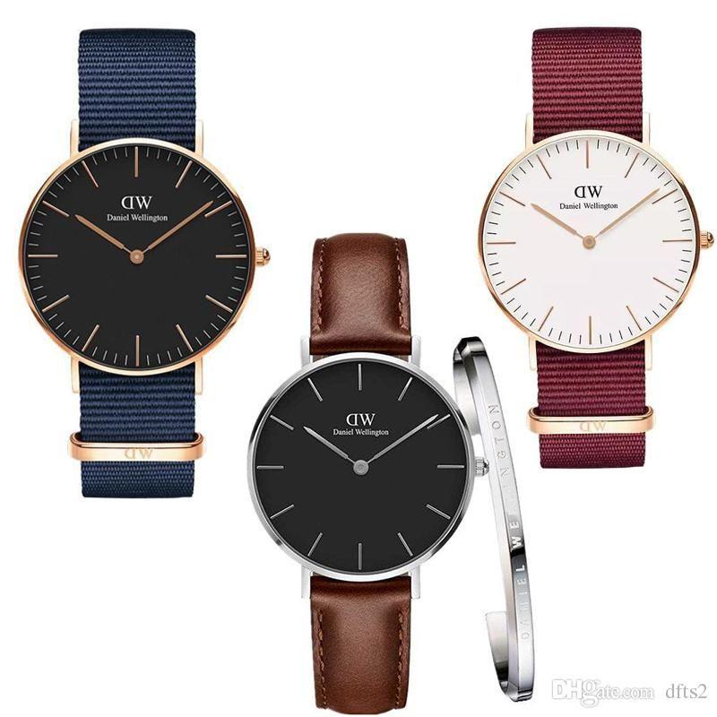 Relojes Daniel Wellington a buen precio