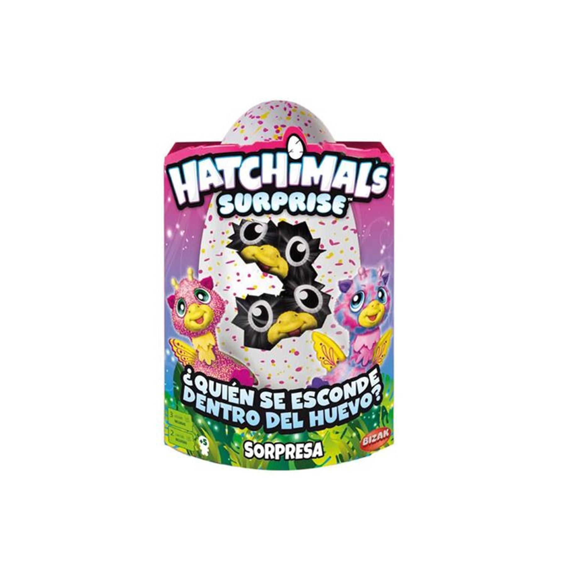 Hatchimals Toy planet