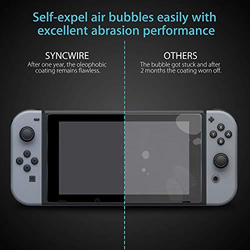 Protector de Pantalla para Nintendo Switch