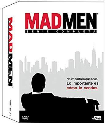 Mad Men serie completa DVD (Recogida en tienda)