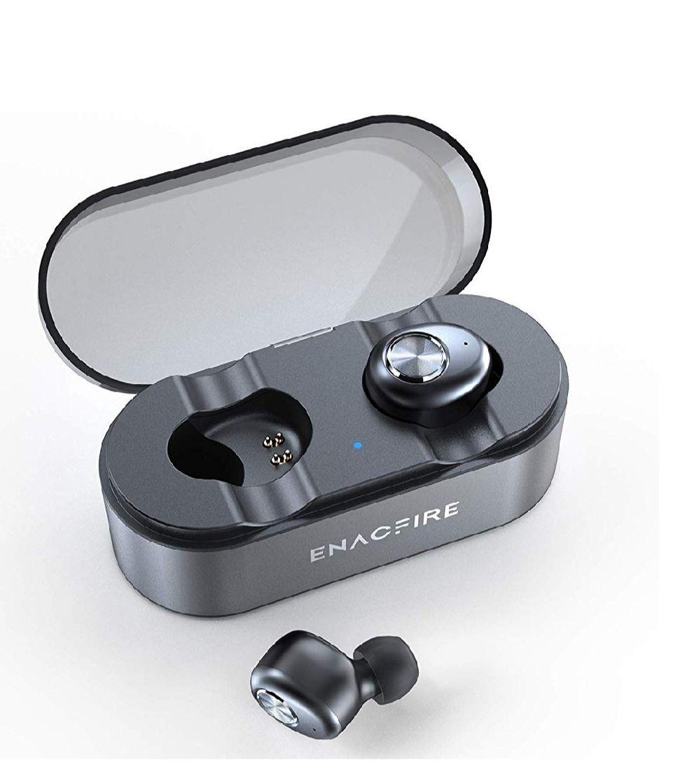 ENACFIRE Auriculares Bluetooth Inalambricos