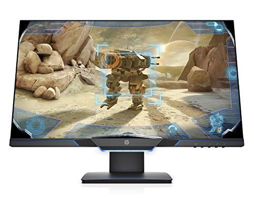 """HP 25MX - Monitor (25"""", velocidad de 144 Hz)"""