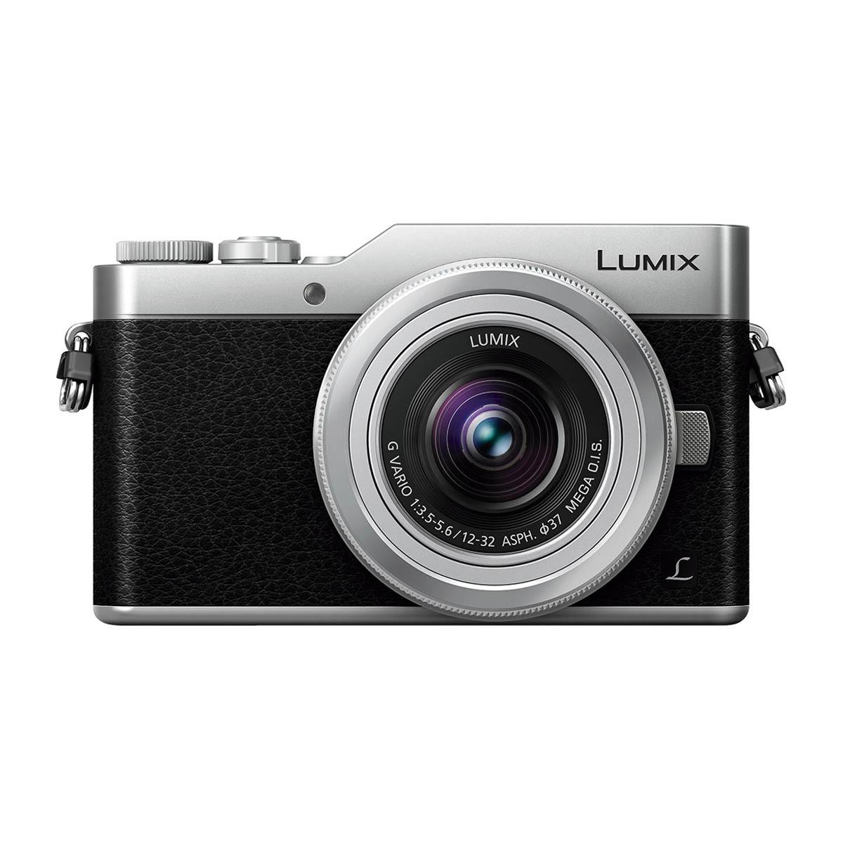 Panasonic Lumix DC-GX800 con objetivo 12-32 mm + Pack