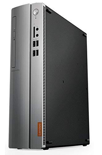 Lenovo Ideacentre 510A-15ICB - Ordenador sobremesa (Intel Core i7-8700, 8GB RAM, 1TB HDD, Nvidia GTX1050Ti-4GB, sin sistema operativo) gris