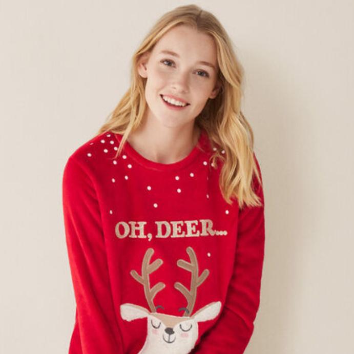 Hasta 50% en productos navideños Women's Secret